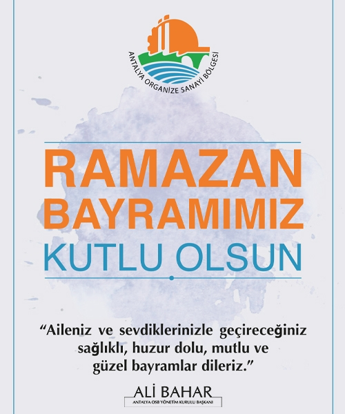 OSB Ramazan Bayramı