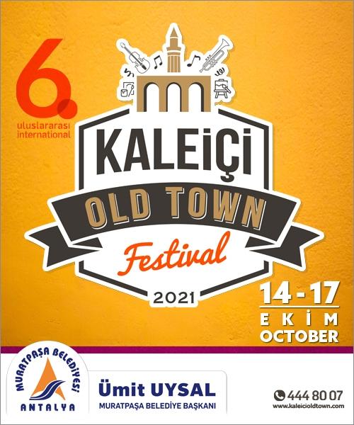 kaleiçi festivali