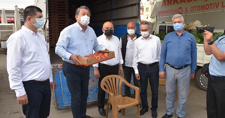 """CHP İl Başkanı Cengiz; """"Dağ Fare Doğurdu; Çözüm Bu Değil!"""""""
