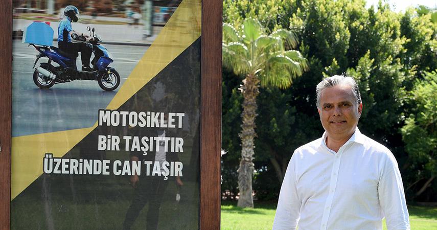 Pandeminin yükünü taşıyanlara Muratpaşa'dan destek