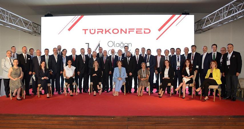 TÜRKONFED Yönetimine Antalya'dan 3 İsim