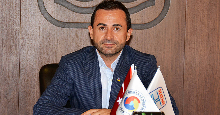 Cinkaya, Manavgat OSB başkanlığı görevini, Güngör'e bıraktı