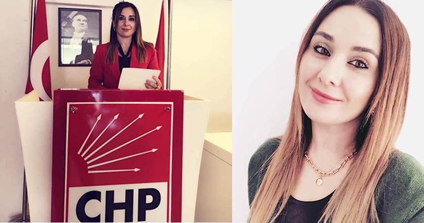 CHP Kumluca Kadın Kolları Başkanı Arıkan görevinden istifa etti