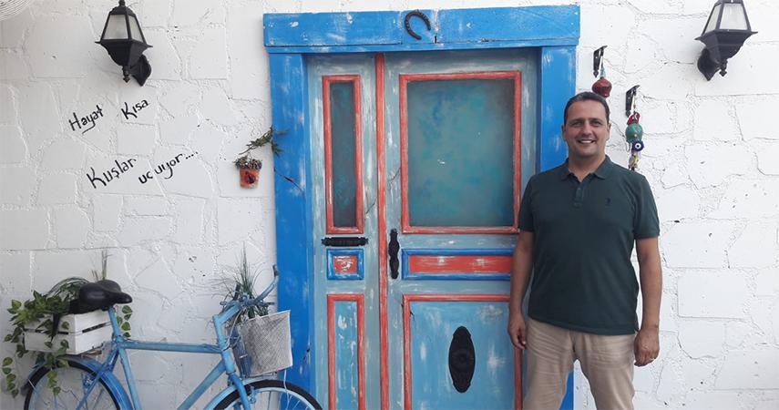 Tatile gelen gurbetçiler ve Avrupalılar Antalya Köylerinde arsa alıyor