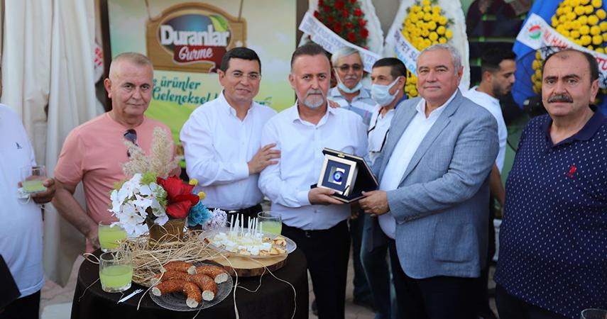 Duranlar Gurme yeni şubesi ile Kepez'de hizmete açıldı.