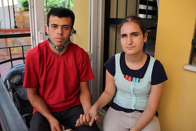 Polisin evde bitkin halde bulduğu 4 çocuk devlet korumasına alındı