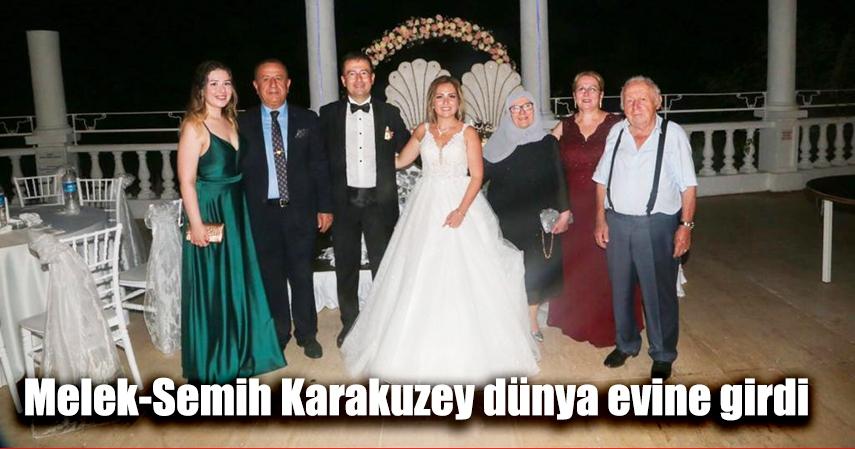 Kemal Karakuzey'in mutlu günü