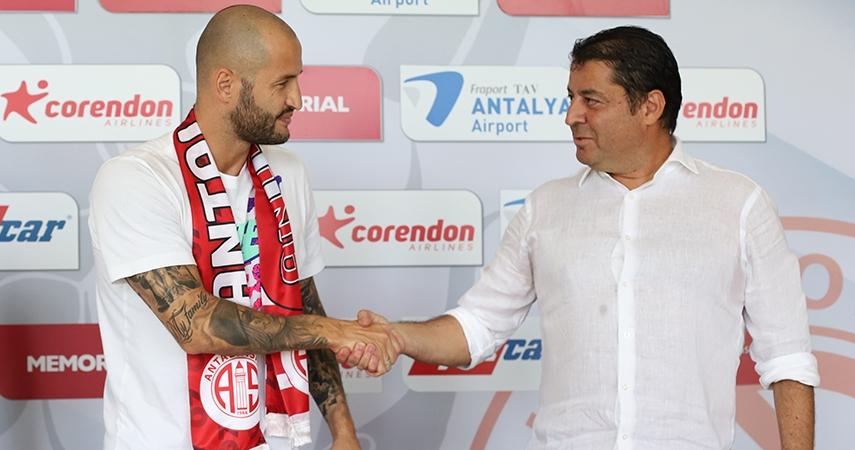 Fedor Kudriashov yeniden  Antalyaspor'da