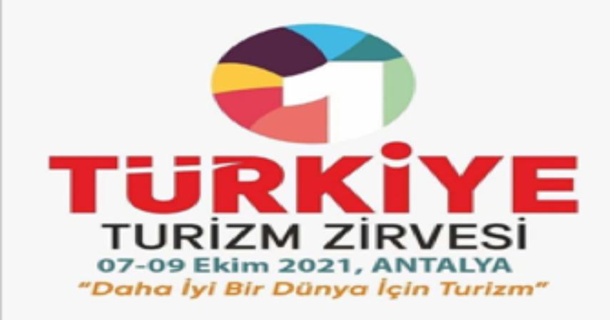 Türkiye Turizm Zirvesi Antalya'da Gerçekleşiyor