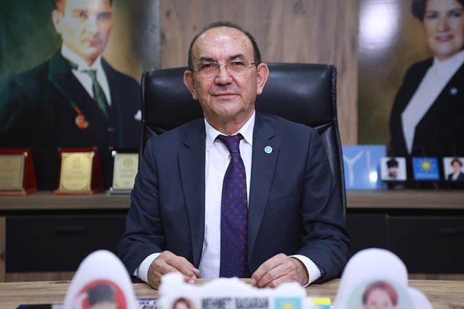 Başaran'dan Akşener'i ekrana getirmeyen TRT'ye tepki