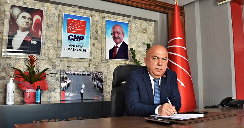 Cumhuriyet Halk Partisi (CHP) 98 Yaşında
