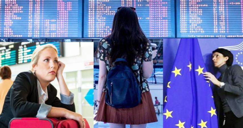 AB seyahat listesini güncelledi, Türkiye yine liste dışı