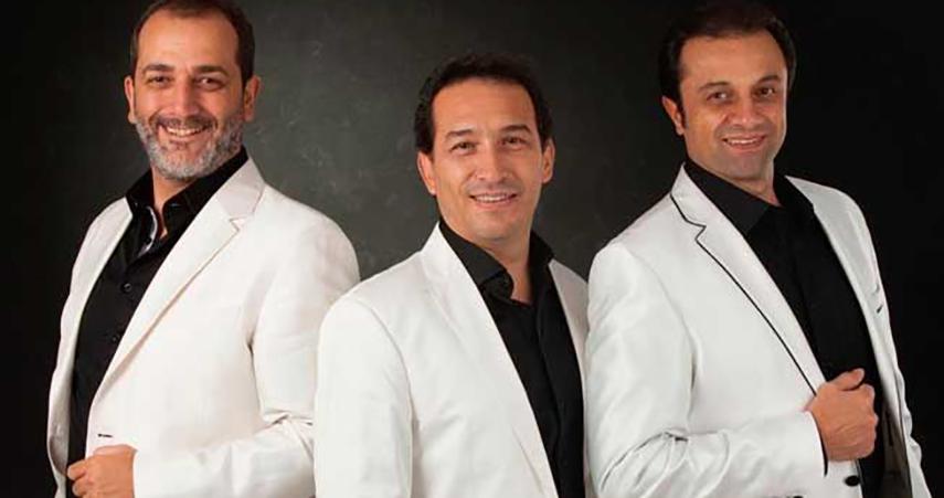 """""""3 Soprano-3 Tenor Konseri"""" 15 Eylül'de Aspendos'da"""