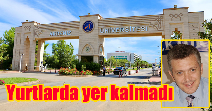 ÇGD Akdeniz: Antalya'da Atıl Oteller Öğrenciye Tahsis Edilsin