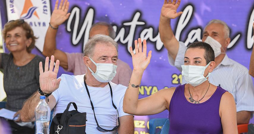 Falez Yaşlı Evi üyeleri, Alzheimer Günü'nde futoshiki çözdüler
