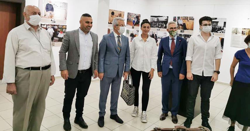 ''Hollandalı Türkler'' Sergisi İstanbul Ve Ankara'dan Sonra Şimdi De Bursa'da