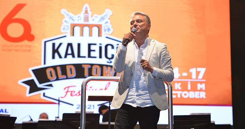 Kaleiçi Old Town Festivali sona erdi