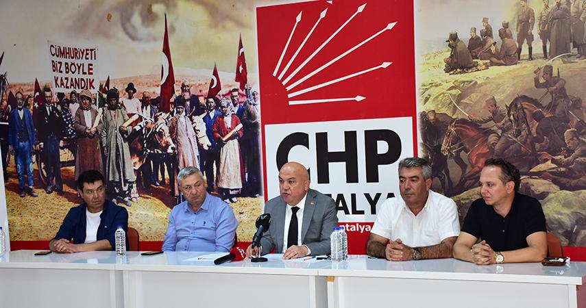 AKP'li Taş'a cevap İl Başkanı cengiz'den geldi